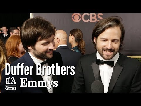 Emmys 2017: Duffer Brother's Had To Shut Down Due To Farts   Los Angeles Times