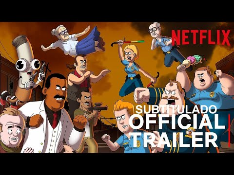 Paradise PD Temporada 2 (2020) | Tráiler Oficial Subtitulado | Netflix