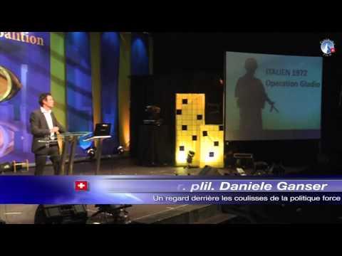 Stratégie masquée de la guerre, Pr Daniele GANSER