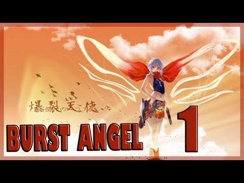 Burst Angel - capitulo 1 (Español Latino Completo)