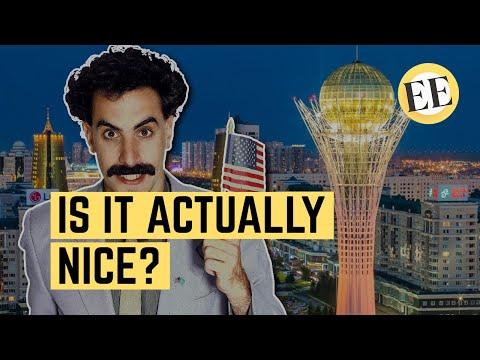 """The """"Evolving"""" Economy of Kazakhstan"""