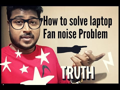 how to solve laptop fan noise problem Compaq CQ40