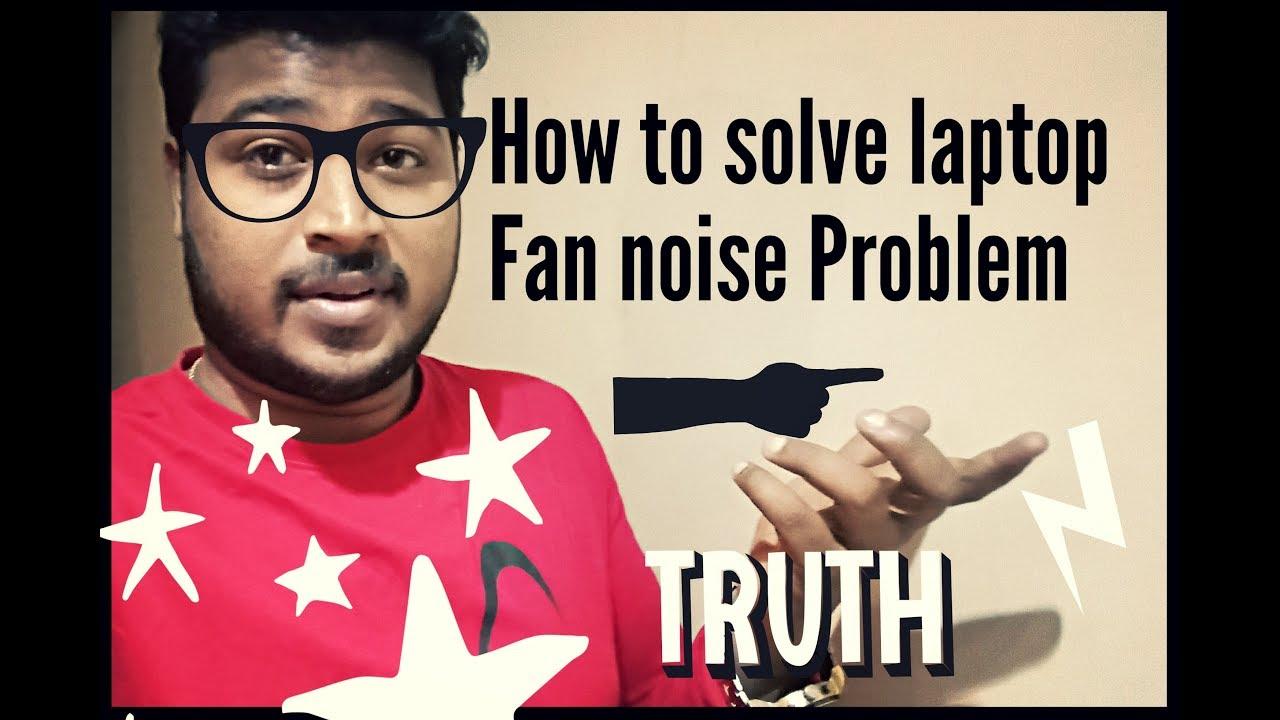 how to solve laptop fan noise problem Compaq CQ40