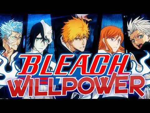 Bleach Anime Willpower - Shueisha's Undying Judgement