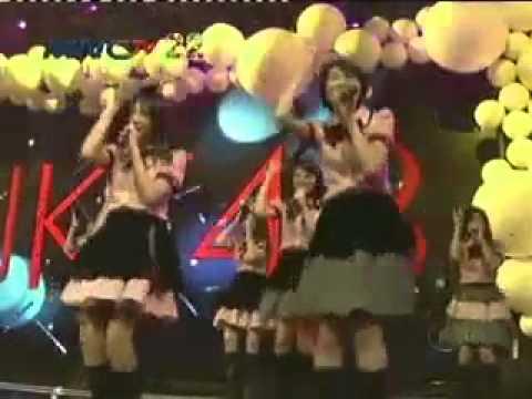 JKT48   Namida Surprise @Hut 22 MNCTV   20-10-13