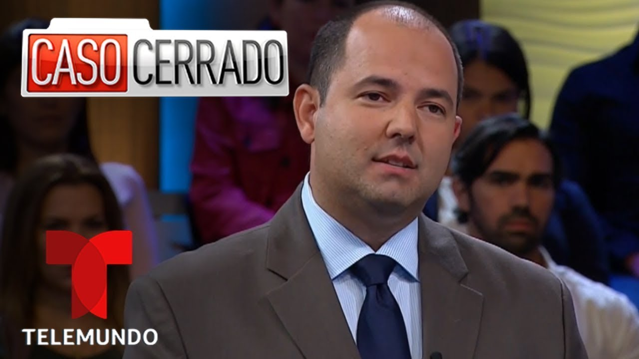 Tears of blood 🧔🏻💔👦🏻 | Caso Cerrado | Telemundo English