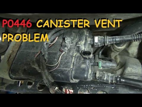 EVAP Vent Solenoid Code - P0446