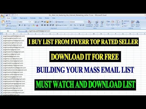 Get 5000 email address list free - collect Usa,uk internet marketing