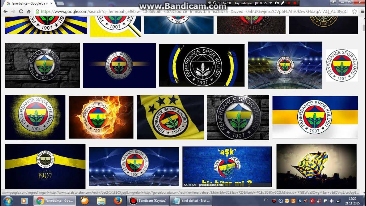 Fenerbahçe Arka Planı Nasıl Yapılır Youtube