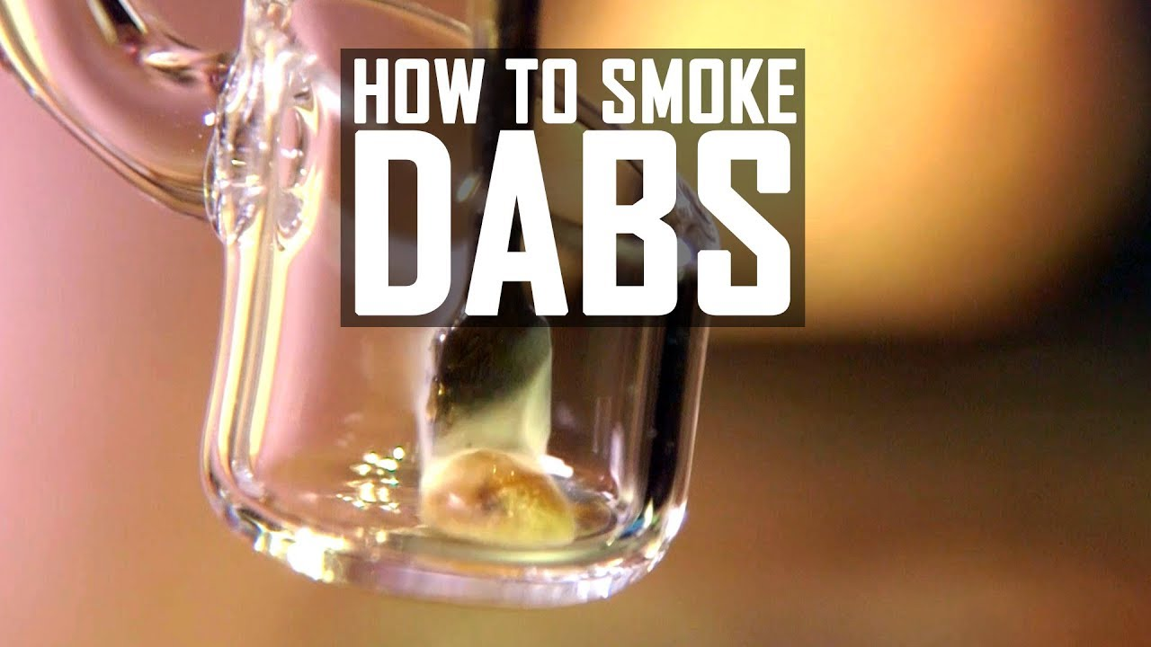 how to smoke shatter dabs wax cannabasics 100 youtube