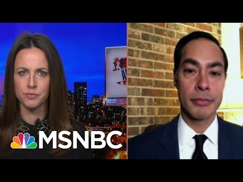 Julian Castro: 'There Needs To Be Accountability For Him Inciting Insurrection' | MSNBC