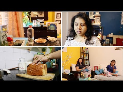 Indian Daily Multi-Tasking Morning to Night Full Day Routine | Breakfast, Lunch & Dinner Preparation