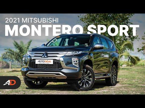 2021 Mitsubishi Montero Sport Review - Behind the Wheel