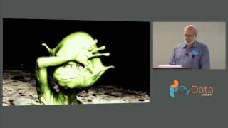 Perry Greenfield (Keynote): How Python Found its way Into Astronomy