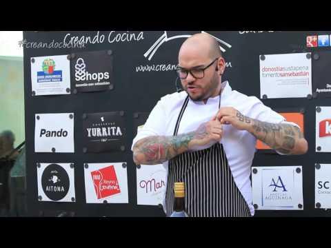Christian Lijó - Restaurante Urepel Jatetxea