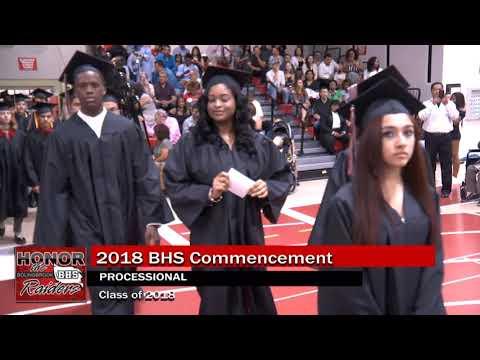 2018 Bolingbrook High School Graduation