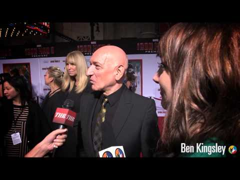 Iron Man 3 -- Red Carpet World Premiere -- Regal Movies [HD]