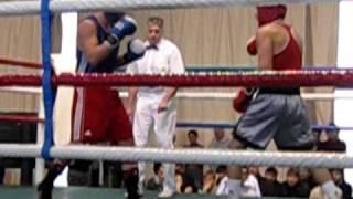75 кг.Первенство г.Москва по боксу 11-16 января 2010г. Финал.