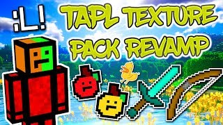 TapL PvP Texture Pack Revamp Faithful 32x Edit FPS BOOST  NO LAG Resource Pack