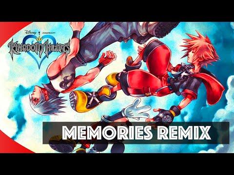 KINGDOM HEARTS || Dearly Beloved (MEMORIES REMIX) || (6TH STREET X DEEDS Remix)