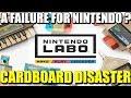 Nintendo LABO a FAIL? Pt.2