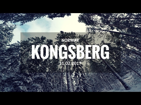 Kongsberg, Norway - Trek with ISU