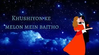 Khushiyon ke mahlo me baitho koi kaam na Tumhare Paas Aaye best WhatsApp status song