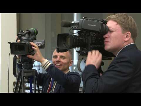 EBU Lithuanian and Slovenian Presidents meet