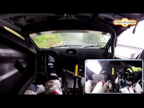 30° Rally Città di Bassano   Sossella   Nicola   Ford Fiesta WRC