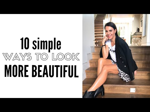 Simple Things You Can Do To Look Better | How To Style