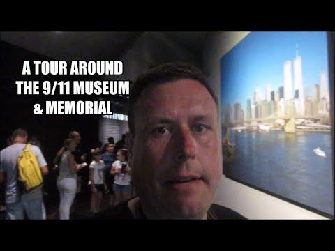 Inside The 9/11 Memorial & Museum (HD)