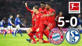 FC Bayern München vs Schalke 04 I 50 I Lewandowski39;s Record amp; More
