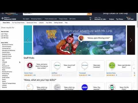 Amazon Alexa Skills (Short Intro) - I'm Not a Developer thumbnail