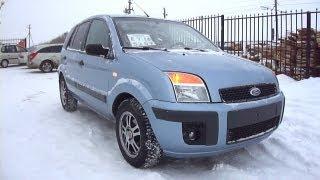2007 Форд Фьюжен. Огляд (інтер'єр, екстер'єр).