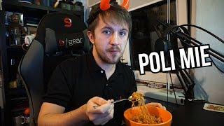 Test OSTREJ zupy azjatyckiej - czy łozerwie mi pysk?