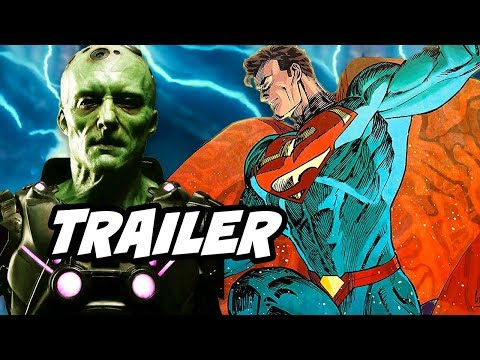 Superman Krypton Brainiac Trailer Breakdown - Episode 1