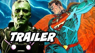 Superman Krypton Brainiac Trailer Breakdown - Episode 1