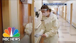 Covid-19 Cases On The Rise In At Least 38 States   NBC Nightly News