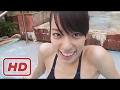 Mayu Koseta - Bikini Wet blue swimsuit_DW