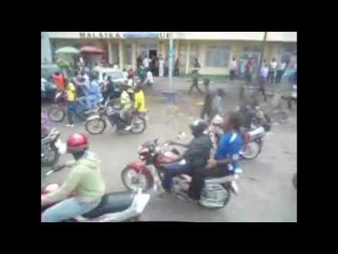 Rwanda RDC Congo Burundi 10-01-2014 Le jour de l'annonce de la Mort de Paul Kagame