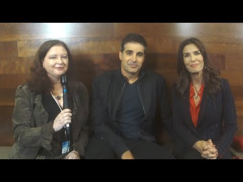 Galen Gering and Kristian Alfonso  OutTakes at Day of DAYS 2017