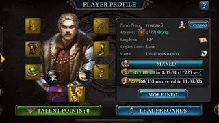 Cheats & Tricks for KvK Recovery - King of Avalon / Guns of Glory / Z-day