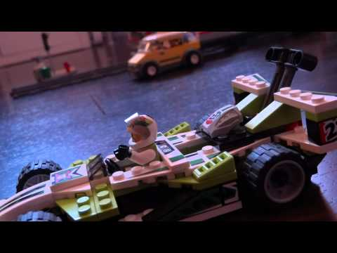 Lego World Racers, Wreckage Road Review