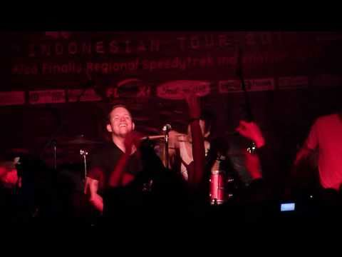 Rufio - Out of Control (Live in Jakarta, Indonesia   23 November 2010)