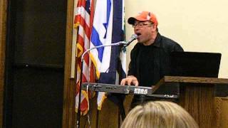 "Lenny Solomon Singing ""We"