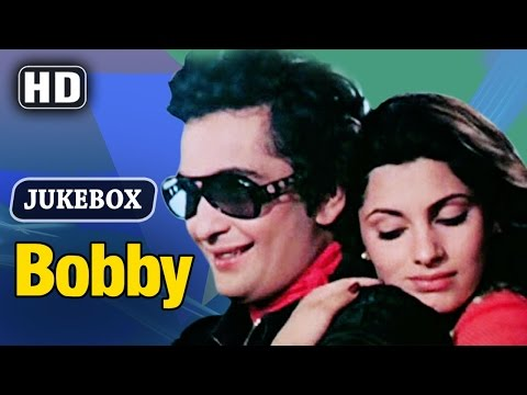 All Songs Of Bobby {HD} - Rishi Kapoor - Dimple Kapadia - Evergreen Old Hindi Songs