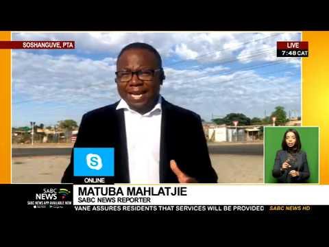 Coronavirus   Monitoring the streets of Soshanguve as South Africa begins three-week lockdown