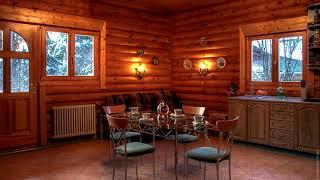 видео Респектабельный интерьер – 20 фото дизайна комнат дома в п. Горки-2