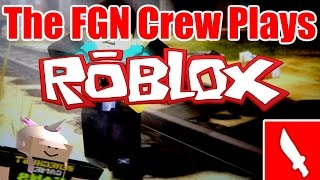 The FGN Crew Plays: ROBLOX - The Mad Murderer Revisited (PC)