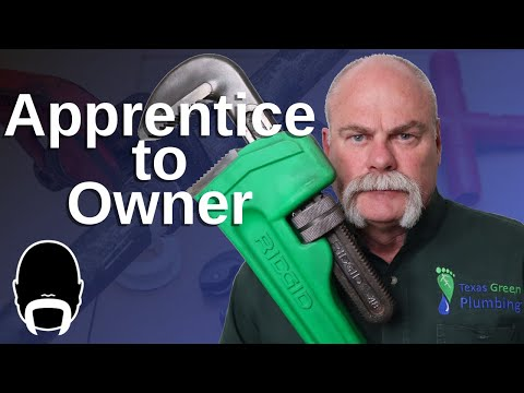 How You Can Go from Plumbing Apprentice to Plumbing Business Owner
